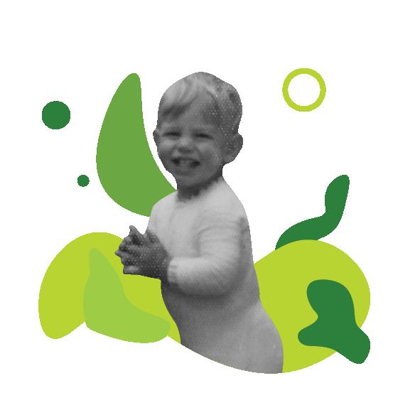 Andrew Cowley Baby Photo
