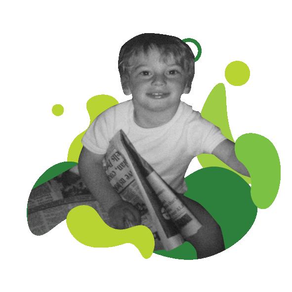 Sam Byrne Baby Photo