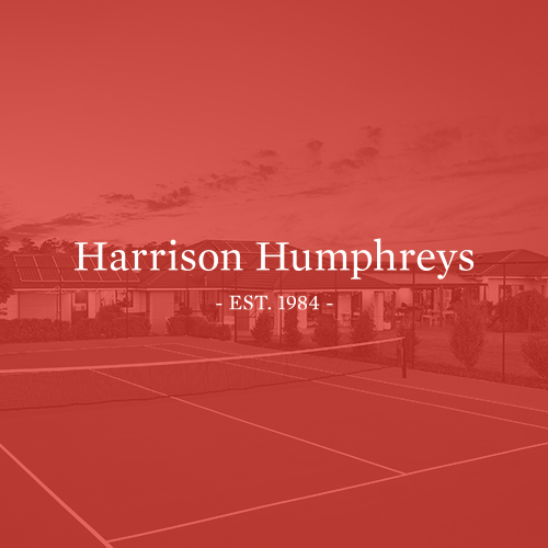 Harrison Humphreys