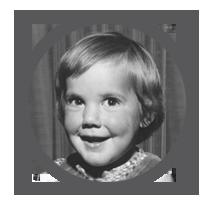 Anita Faulkner Baby Photo